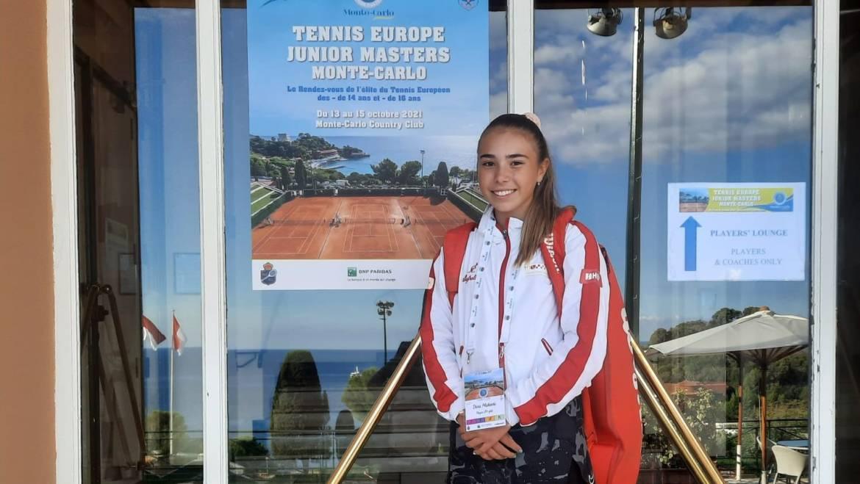 Dora Mišković bez polufinala TE Junior Mastersa, Čehinja prejaka